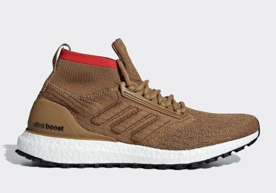 The adidas Ultra Boost ATR Appears In A Seasonal Outdoors Color