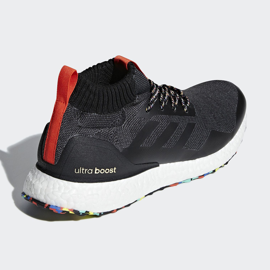 size 40 79f35 65851 adidas Ultra Boost Mid Release Date October 4, 2018 220. Color White Multicolor-White Style Code G26842. Where to Buy. adidas3am ET Finish  Line10am ET
