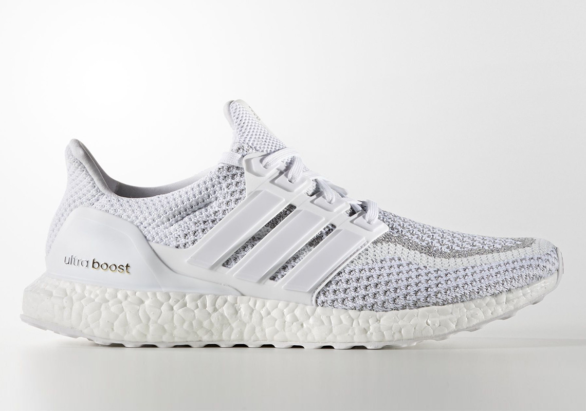 """buy popular 7f9d2 d5359 adidas Ultra Boost 2.0 """"White Reflective"""" Set To Restock Soon"""