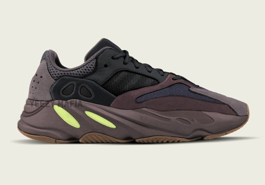 "adidas Yeezy Boost 700 ""Mauve"" Is Releasing In October"