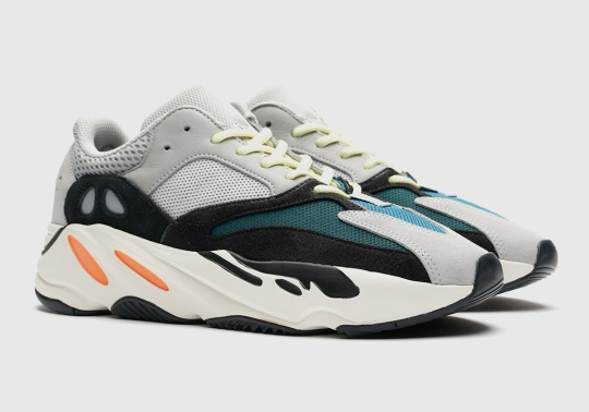 Raffle List For The adidas Yeezy Boost 700