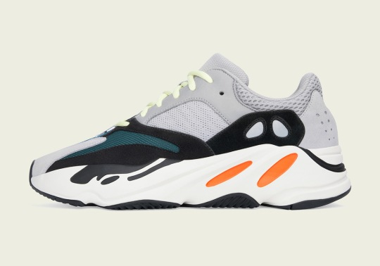 Release Reminder: adidas Yeezy Boost 700