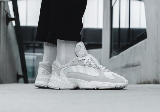 """Where To Buy The adidas Yung 1 """"Cloud White"""""""