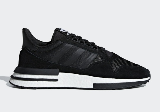 The adidas ZX500 RM Will Also Release In Core White And Core Black