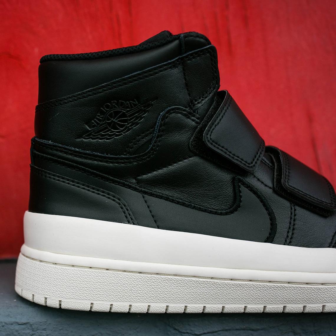 145f9011216 Air Jordan 1 Double Strap Black/Sail Buy Now | SneakerNews.com