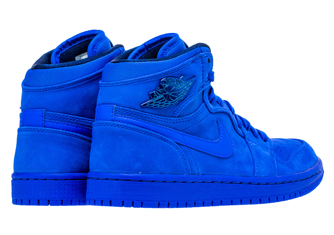 new concept c1176 e83f4 Air Jordan 1 High AVAILABLE AT Shoe Palace  145. Advertisement