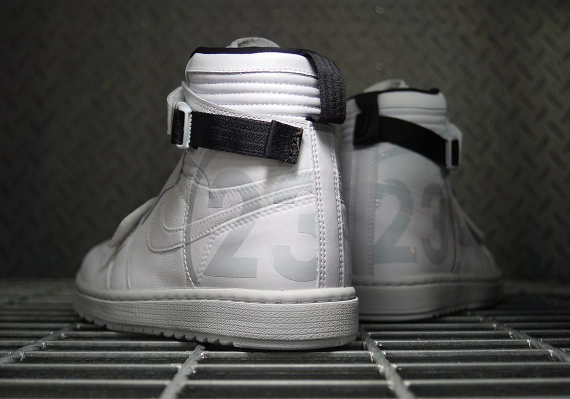100% authentic 7083c 47f10 Air Jordan 1 Moto AT3146-100   SneakerNews.com