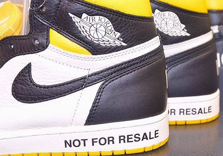 d6c8e3d2234 Air Jordan 1 NRG Not For Resale 861428-107 Release Info ...
