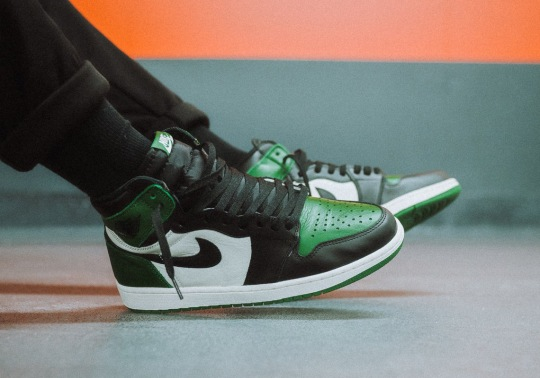 "Where To Buy The Air Jordan 1 ""Pine Green"""