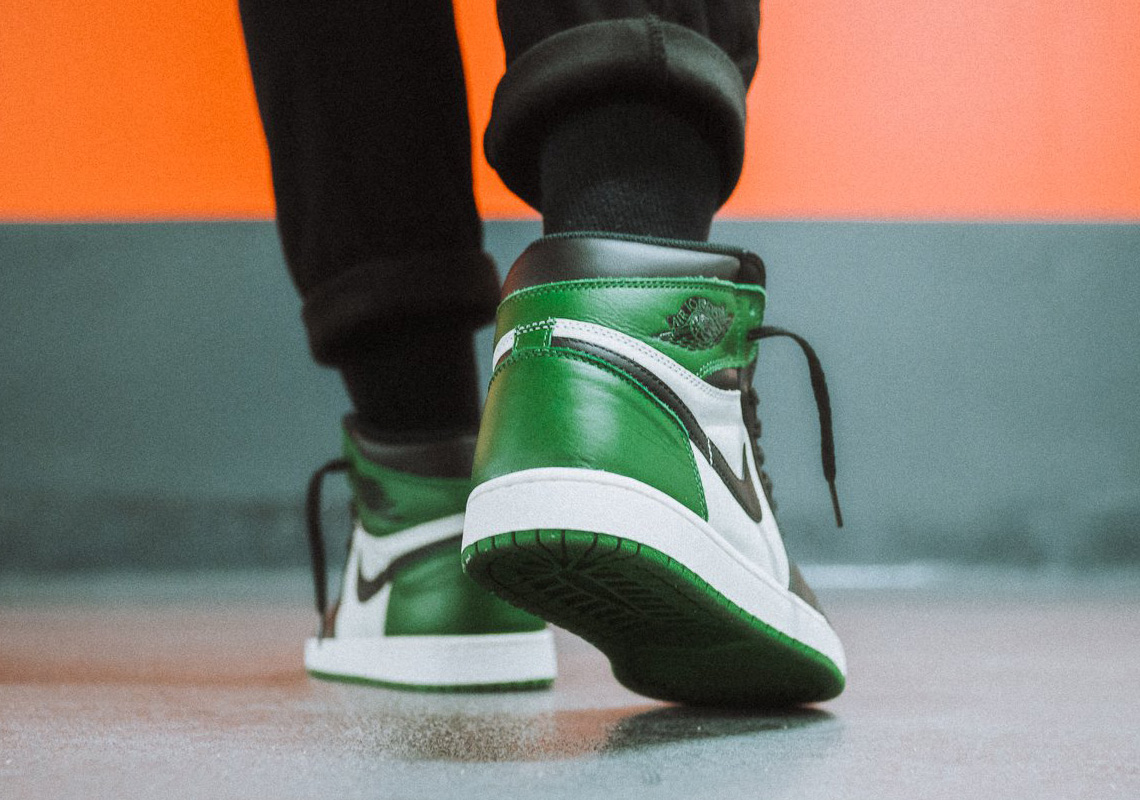 e0bb3954 Air Jordan 1 Pine Green Where To Buy | SneakerNews.com
