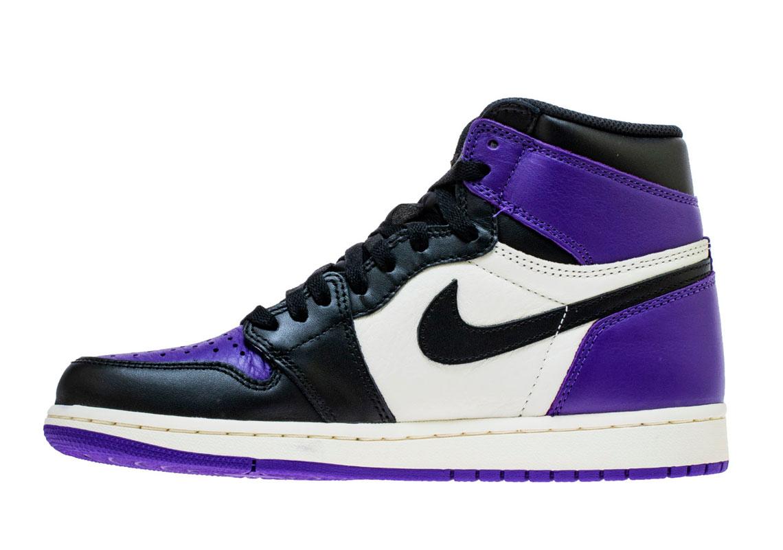 Air Jordan Shoe Line