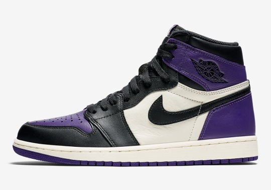 Unboxing The Air Jordan 1 Retro High OG Court Purple