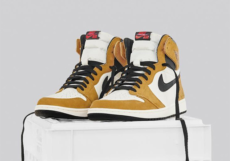 "c2a80d99caf391 The Air Jordan 1 Retro High OG ""Rookie Of The Year"" Will Release Early At  atmoscon"