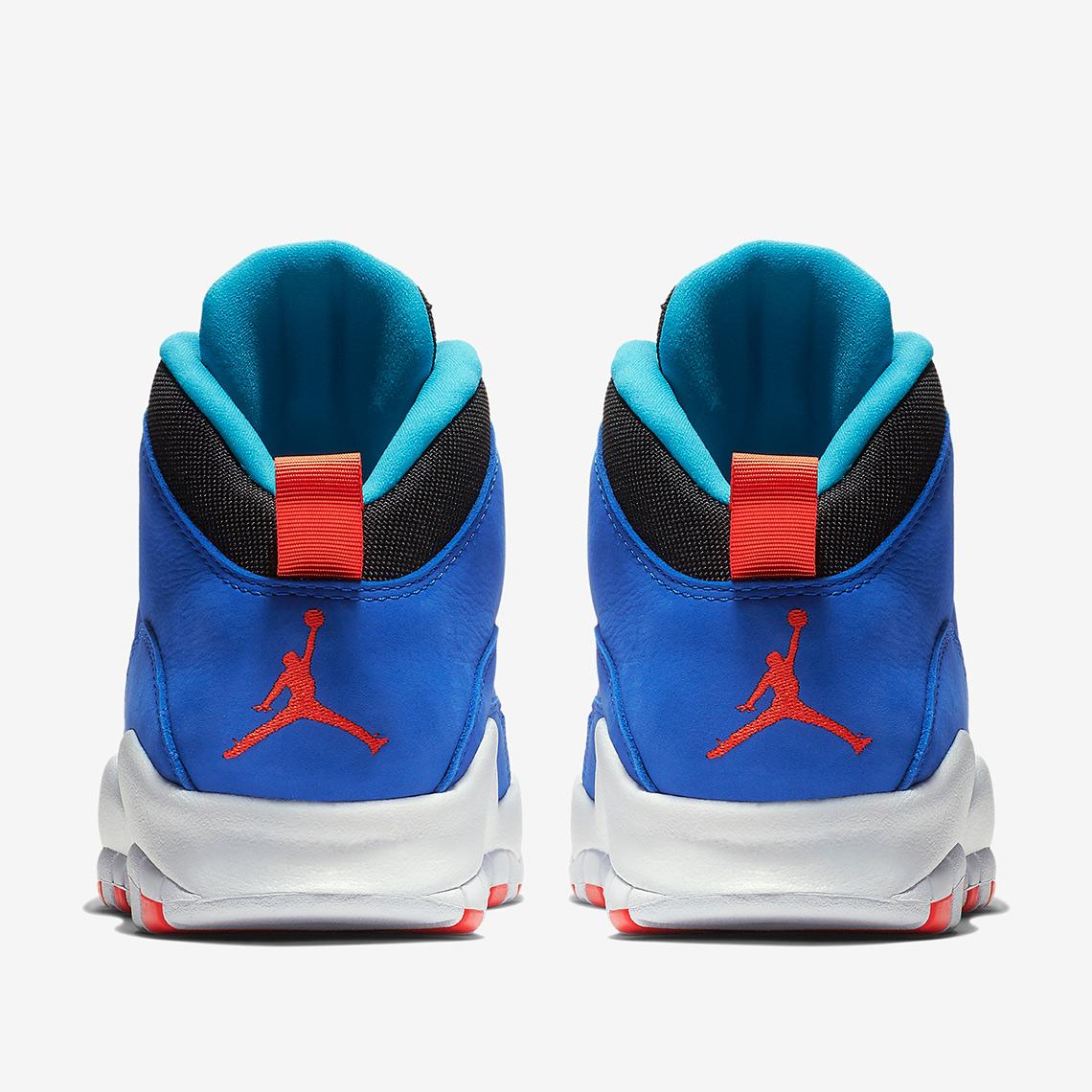 1de7e670ad2fe6 Air Jordan 10 Tinker Photos + Release Info
