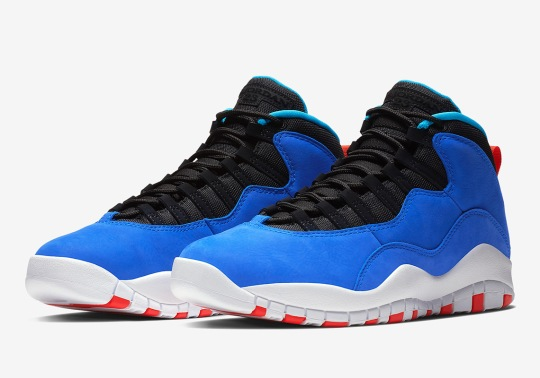 "Air Jordan 10 ""Tinker"" Is Inspired By The Huarache Light"
