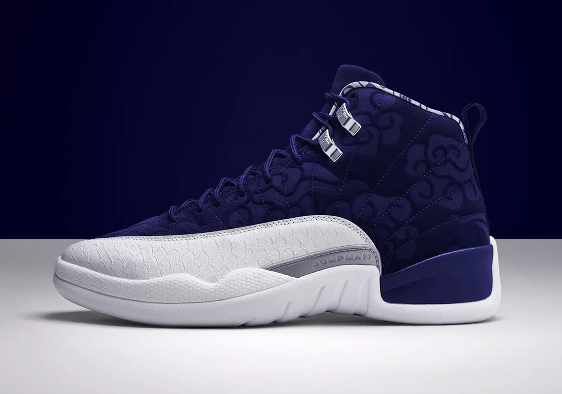 "3fd33e3be6f Where To Buy The Air Jordan 12 ""International Flight"""