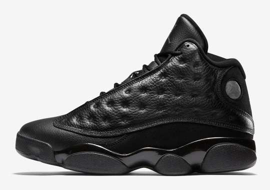 "Jordan Brand To Revisit ""Cap And Gown"" With The Air Jordan 13 Next Year"