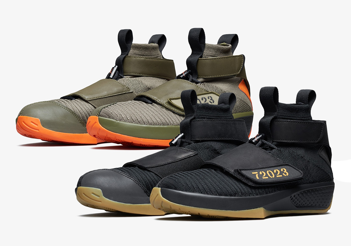 sale retailer 55e8a cef85 Air Jordan 20 Flyknit Carmelo Anthony | SneakerNews.com