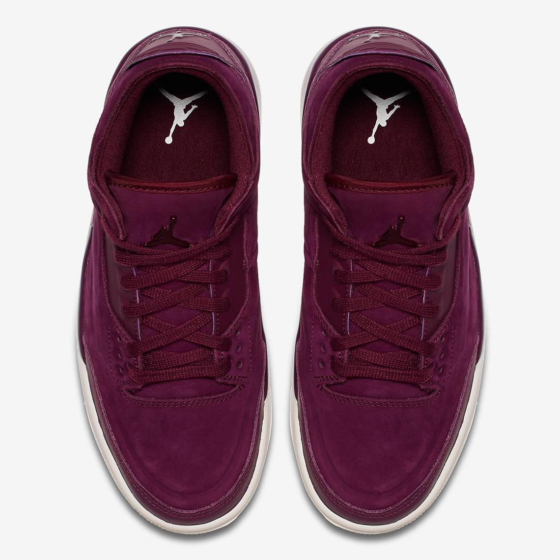 cac3d646b0d Where To Buy Air Jordan 3 Bordeaux   SneakerNews.com