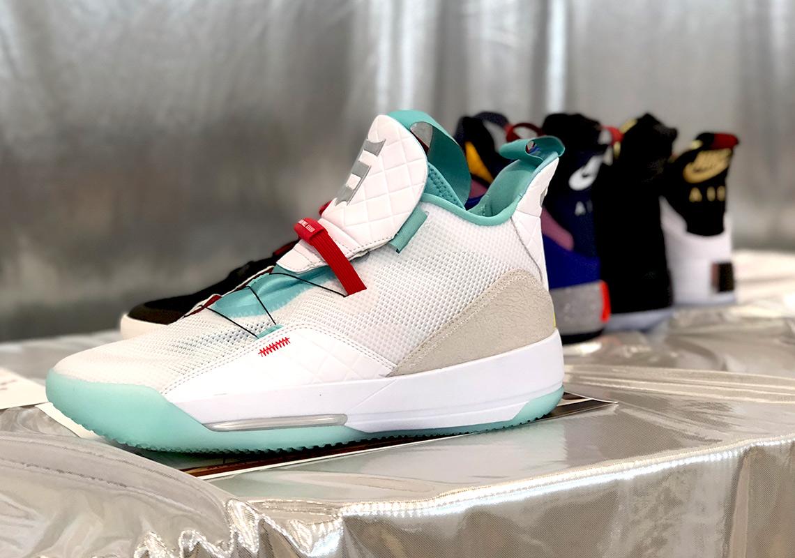 Air Jordan 33 Release Info + Photos  32ba73c9e