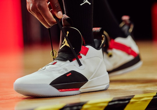 Jordan Brand Officially Unveils The Air Jordan 33