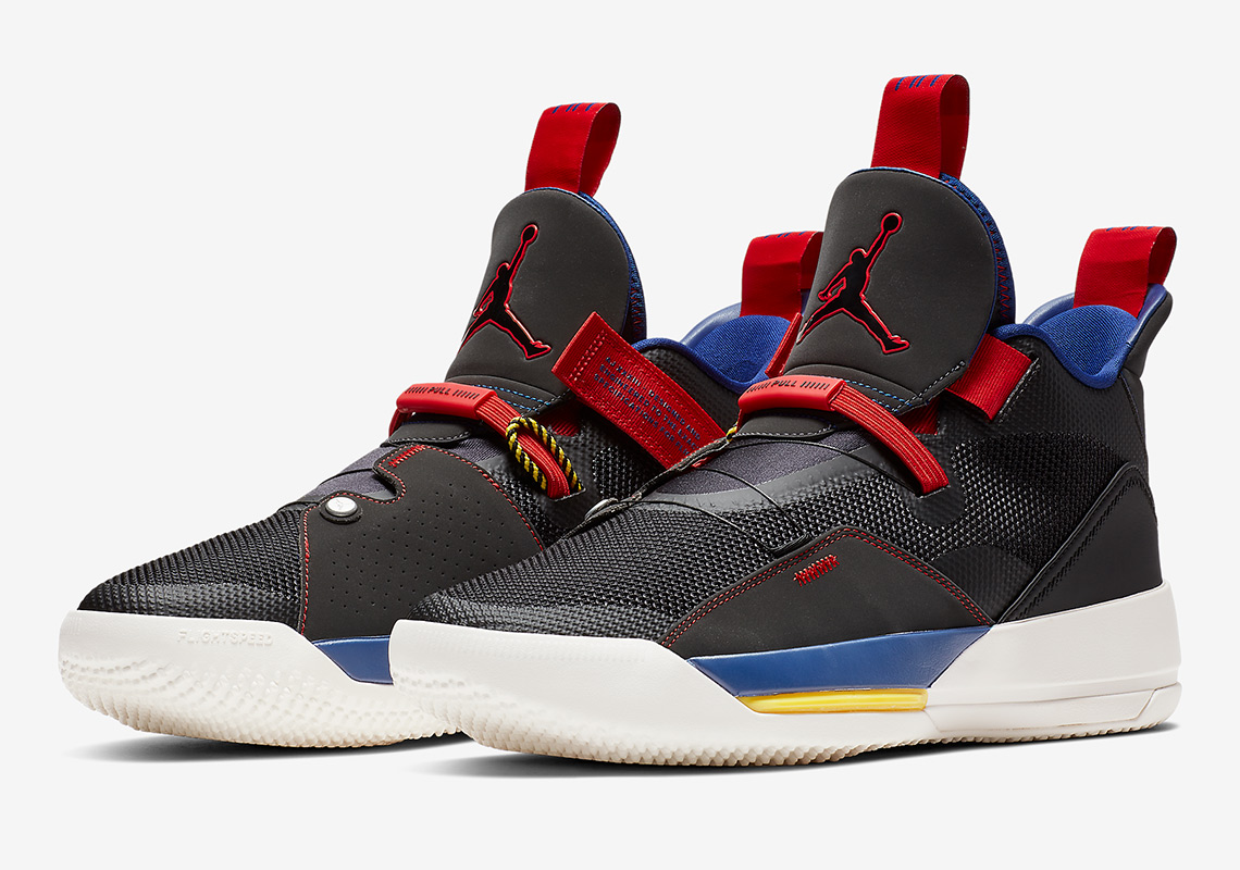 "The Air Jordan 33 ""Tech Pack"" Is Dropping This October"