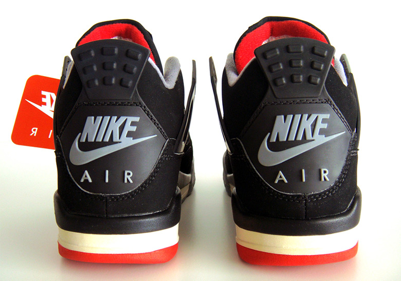 "Nike Air Returning To The Air Jordan 4 ""Bred"" And Air Jordan 6 ""Infrared"""