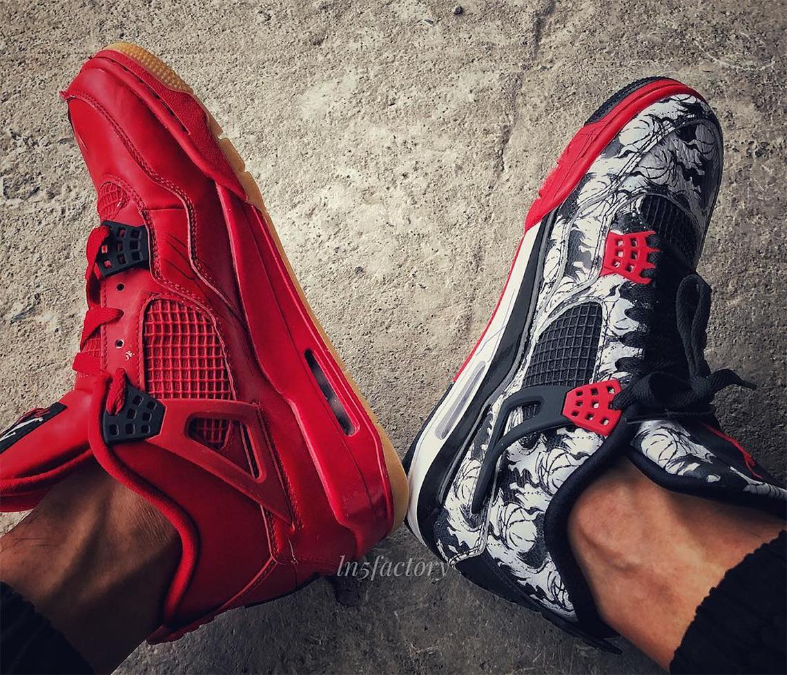 watch 9099b b628f Air Jordan 4 Red/Gum 2019 Release Info | SneakerNews.com