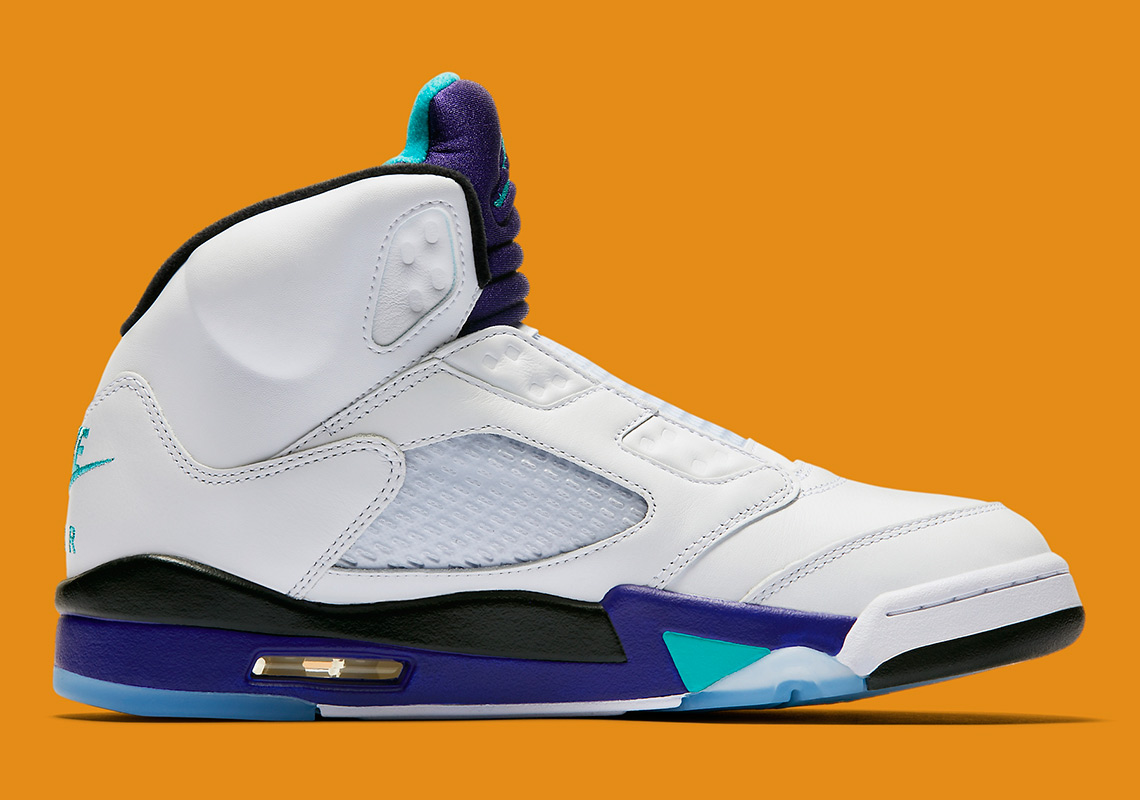 "176c1fb5db71 Air Jordan 5 NRG ""Fresh Prince"" Release Date  September 25"