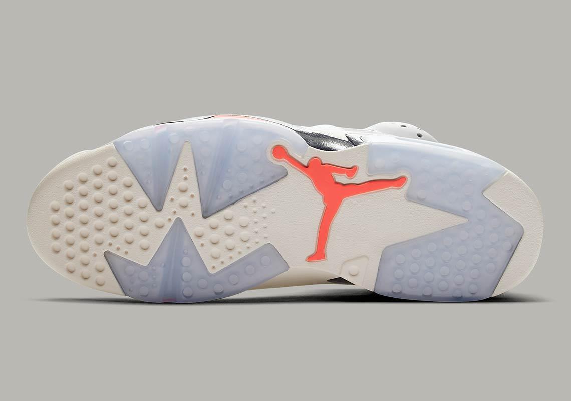 factory price 8b6dc f5b3d Air Jordan 6 Tinker 384664-104 Photos   SneakerNews.com