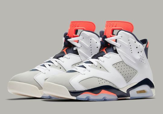 "Air Jordan 6 ""Tinker"" – Where to Buy"