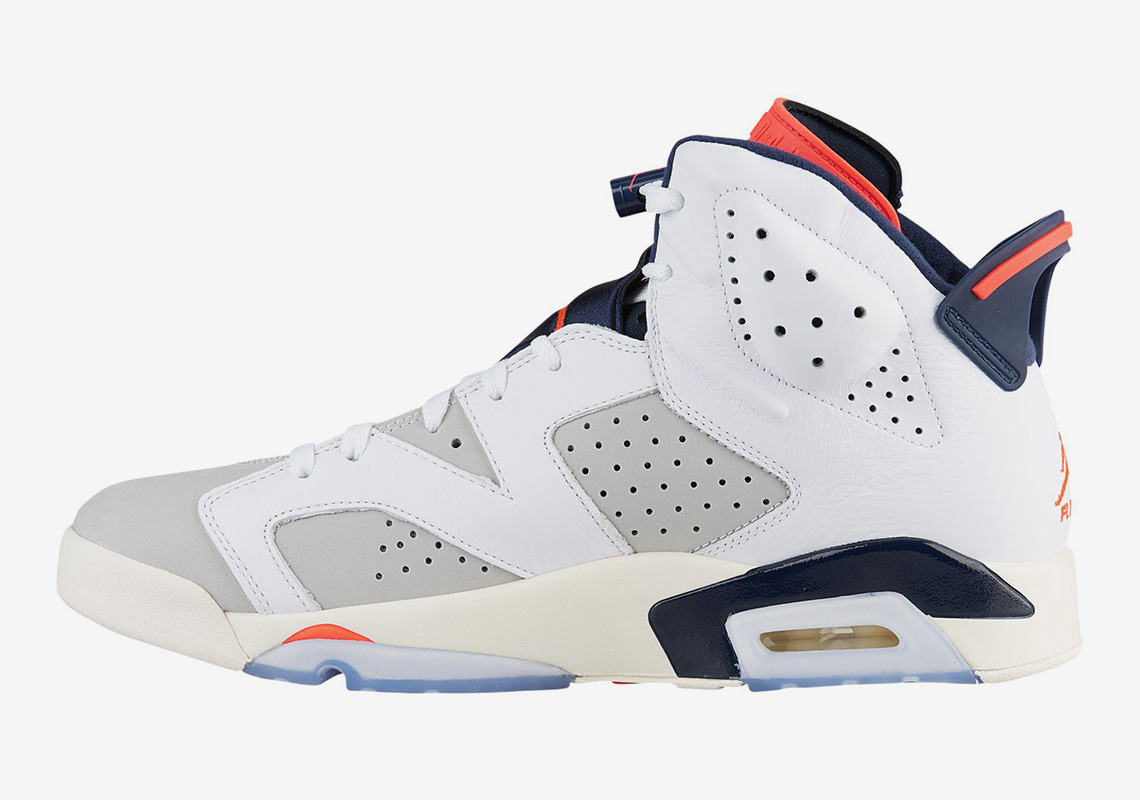 quality design f2c35 498ba ... sweden air jordan 6. release date october 6th 2018 190. color white  infrared 23