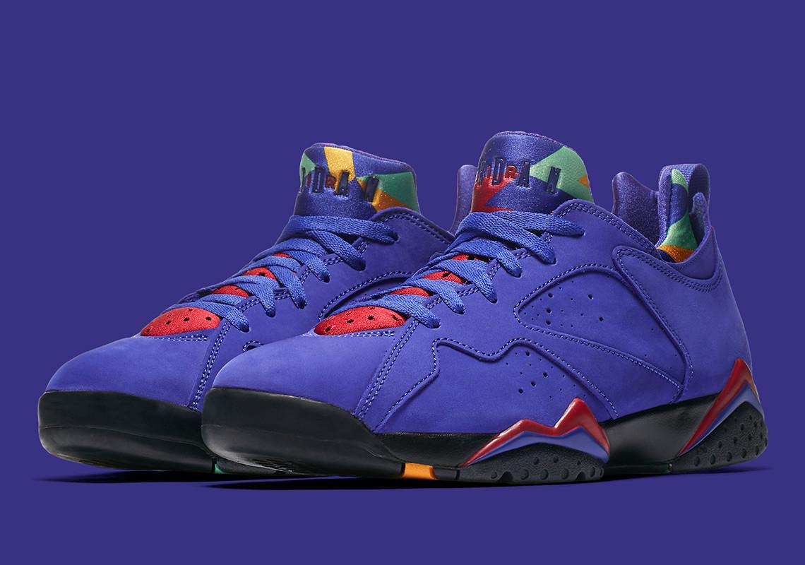 7fa3c5c9571cfd Nike SNKRS 10am ET. Advertisement. Air Jordan 7 Low Release Date  September  27th