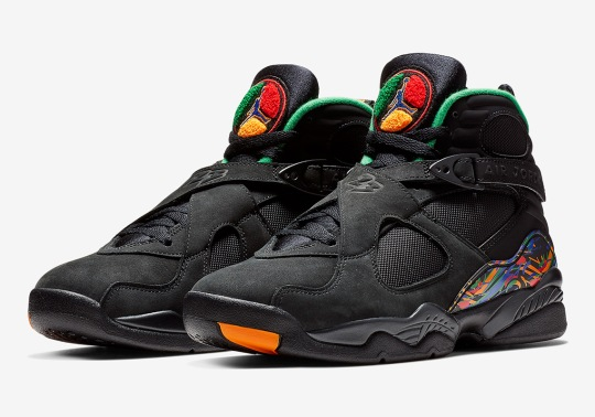 This Air Jordan 8 Is Inspired By The Original Air Raid
