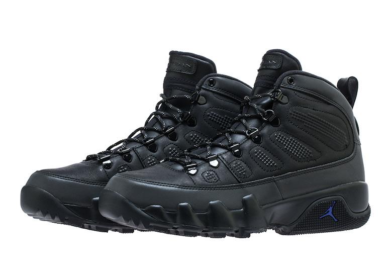 Air Jordan 9 Boot Release Date  October 13th 6ceee4298