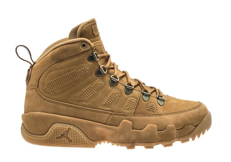 5b7e7643cb1 Air Jordan 9 Boot 2018 Release Info | SneakerNews.com