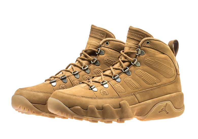 ff93da09ac69 Air Jordan 9 Boot Release Date  October 17th