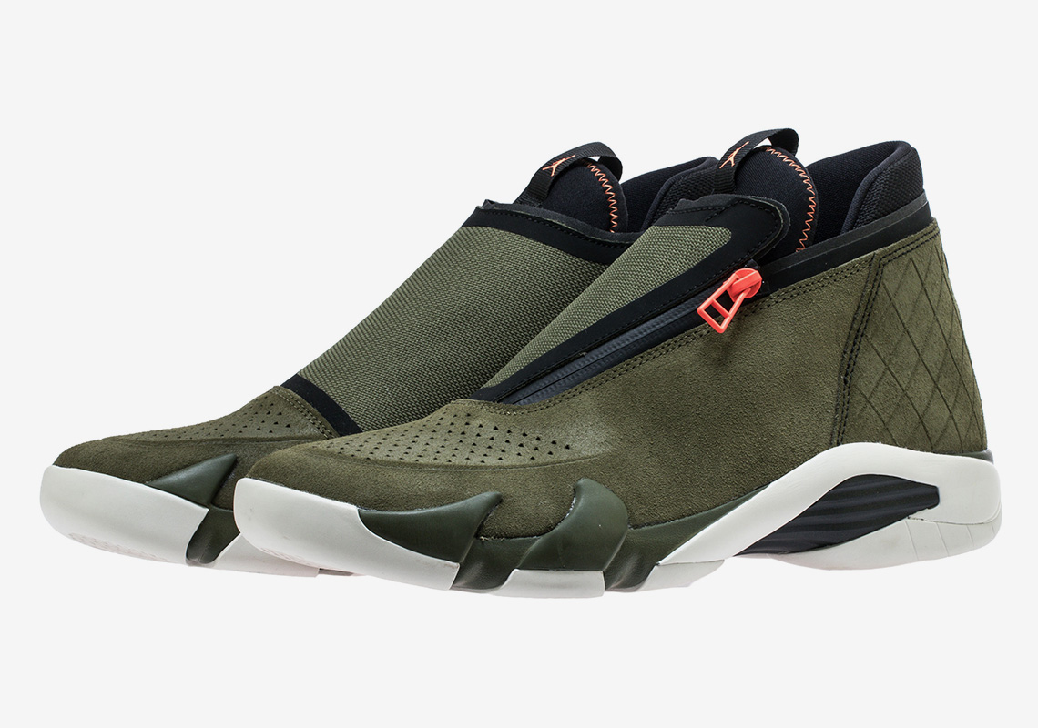 a9b9426395c The Air Jordan 14 Gets Completely Transformed Into A Brand New Model.  September 13, 2018 ...