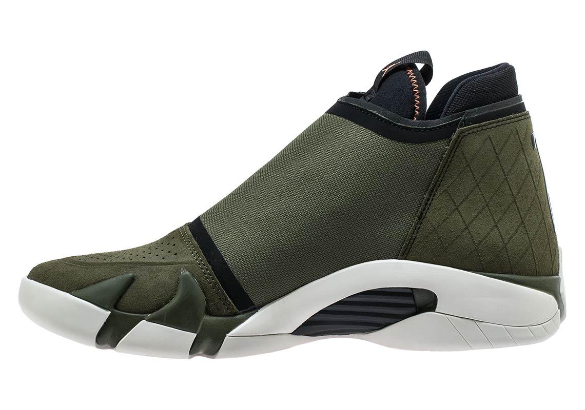 Air Jordan Jumpman Z AVAILABLE AT Shoe Palace  160. Color  Olive Green Black d93d44f02