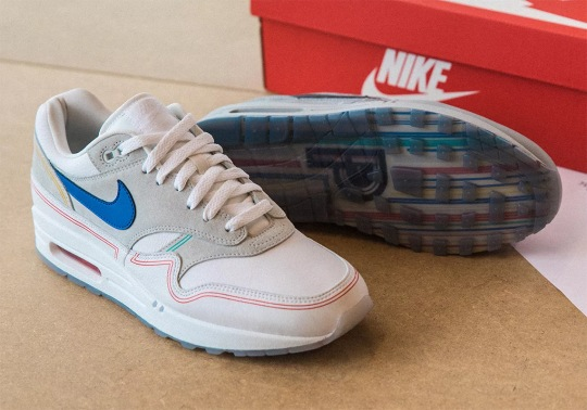 """Where To Buy The Nike Air Max 1 """"Centre Pompidou"""""""