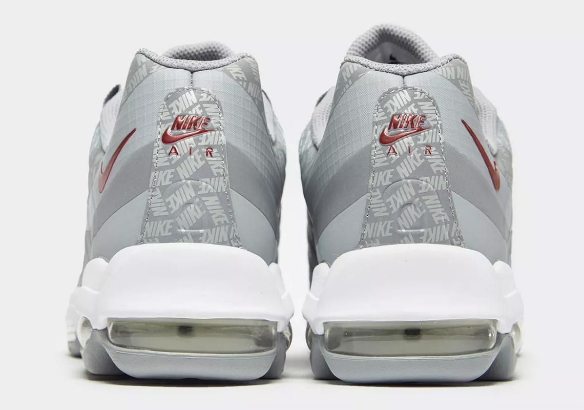 new style 395e1 3ea57 Nike Air Max 95 Silver Bullet Release Info | SneakerNews.com