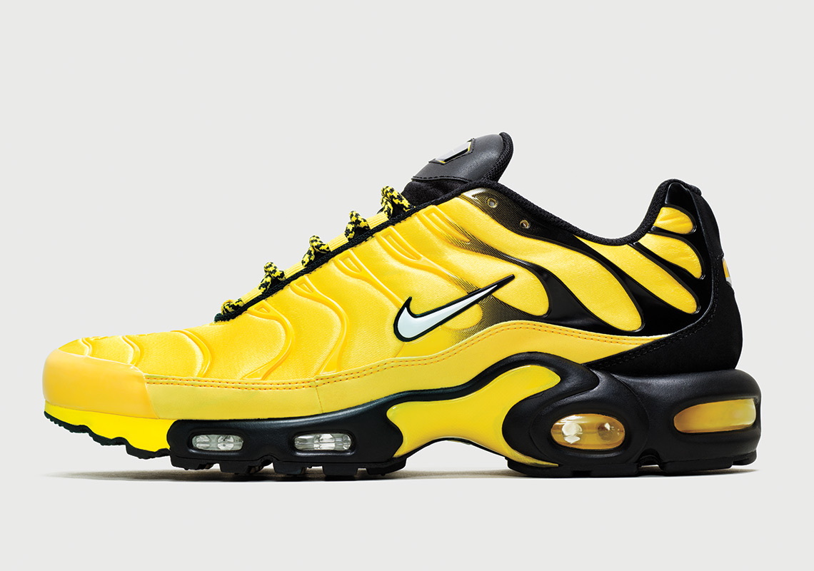 Nike Air Max Plus TN Tuned Bumble Bee Yellow Black White