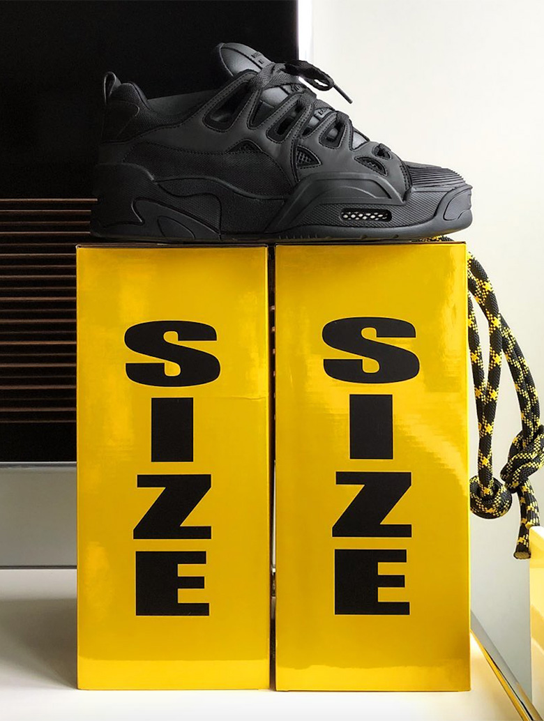 ASAP Rocky Under Armour Shoes AWGE SRLo