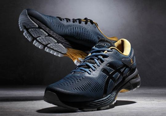 Korea's Casestudy To Release Limited ASICS Kayano 25 During Seoul Fashion Week
