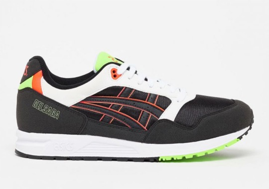 ASICS Is Bringing Back More OG Colorways Of The GEL Saga