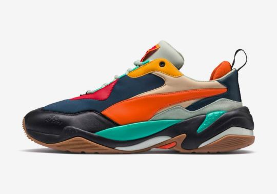 Atelier New Regime Has A Puma Thunder Collaboration Coming Soon