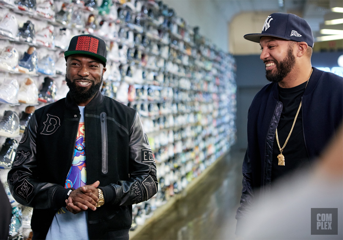 desus and mero complex sneaker shopping sneakernews com
