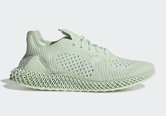 Daniel Arsham's adidas Futurecraft 4D Releases On October 12th