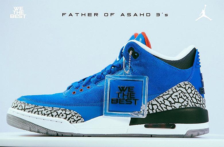 DJ Khaled Air Jordan 3 We The Best