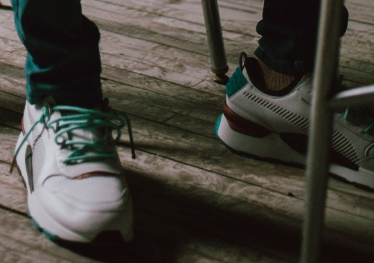 """Emory Jones And Puma Team Up On """"Betting On Yourself"""" Collection"""